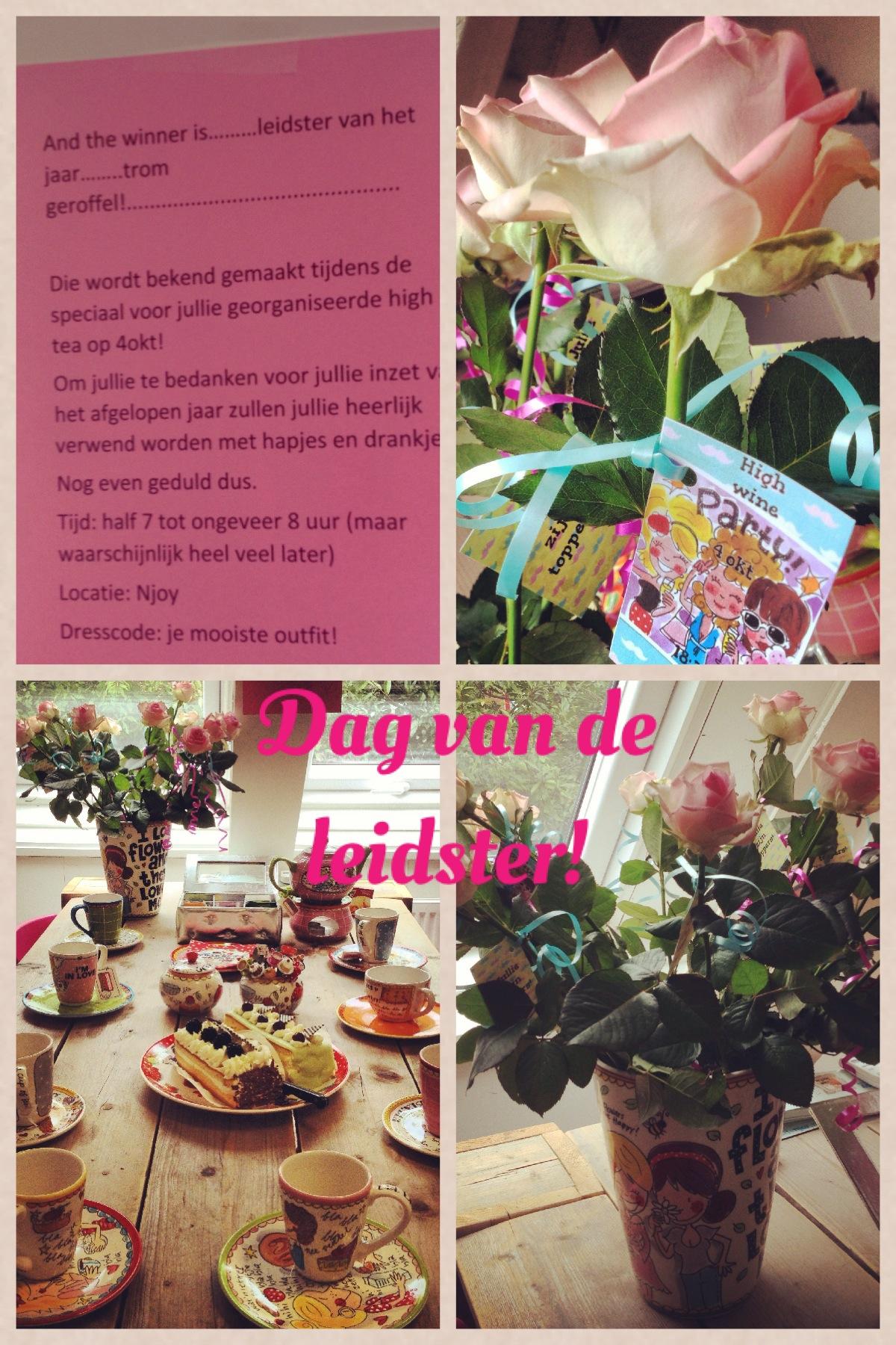 Fabulous Dag Van De Leidster RU19 | Belbin.Info @SB45